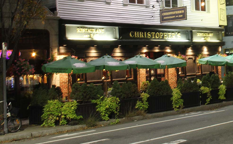 Christopher's Porter Square