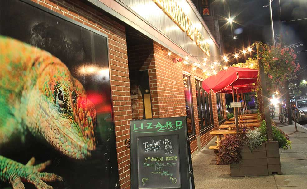 Porter Square Dining Lizard Lounge