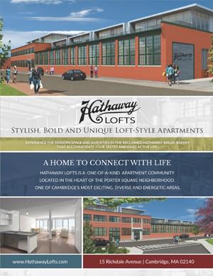 The Hathaway Lofts Brochure